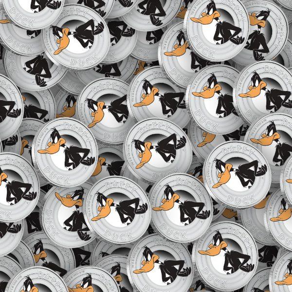 Daffy Duck Coins