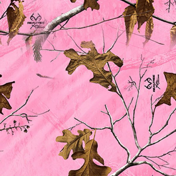 RealTree Xtra Pink Camouflage