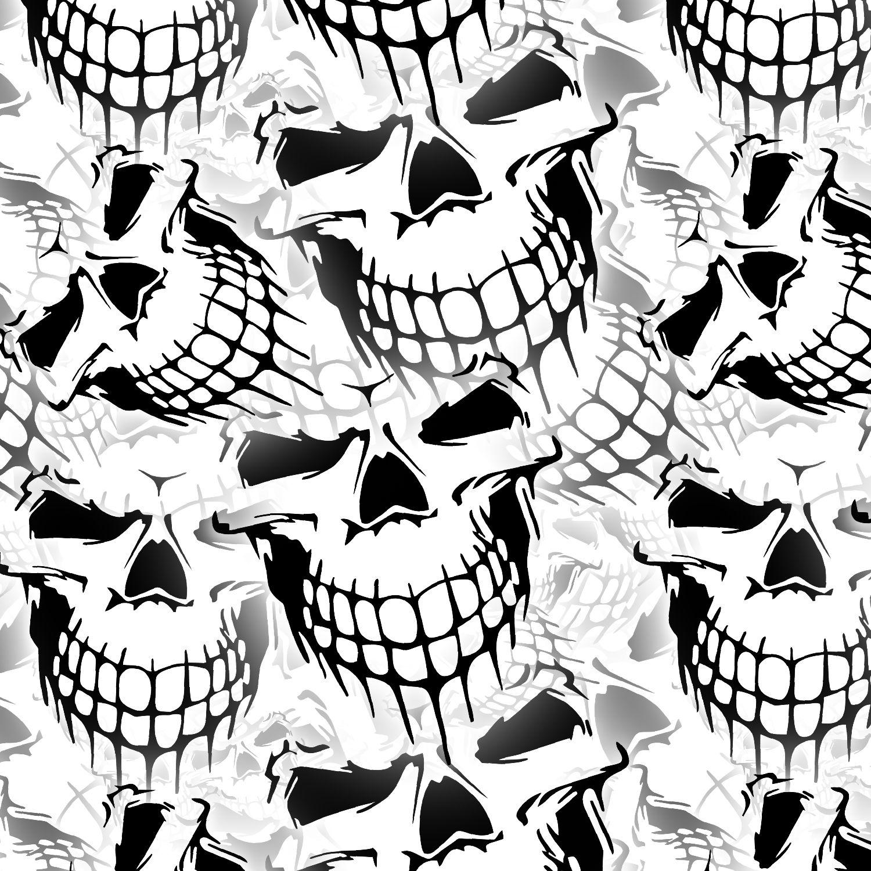 Kryptek Highlander Skull Face Camouflage
