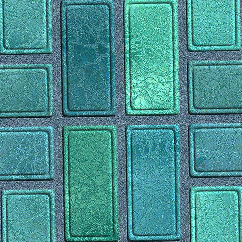 Green Brick Carpet
