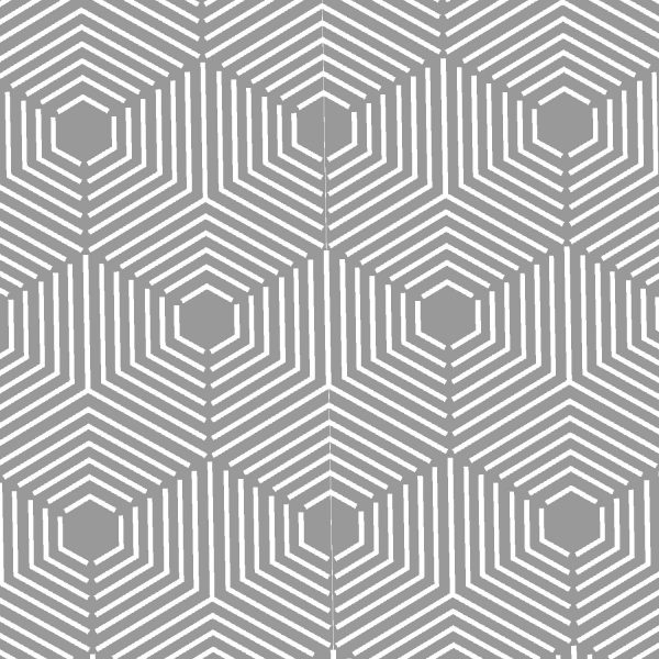 Hexagon Cube Illusion 21