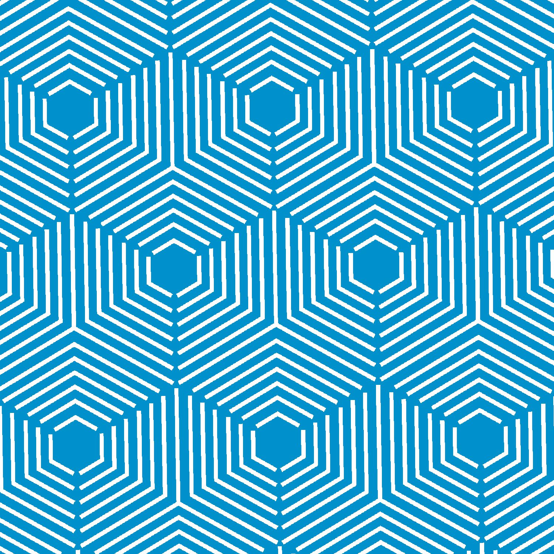 Hexagon Cube Illusion 28