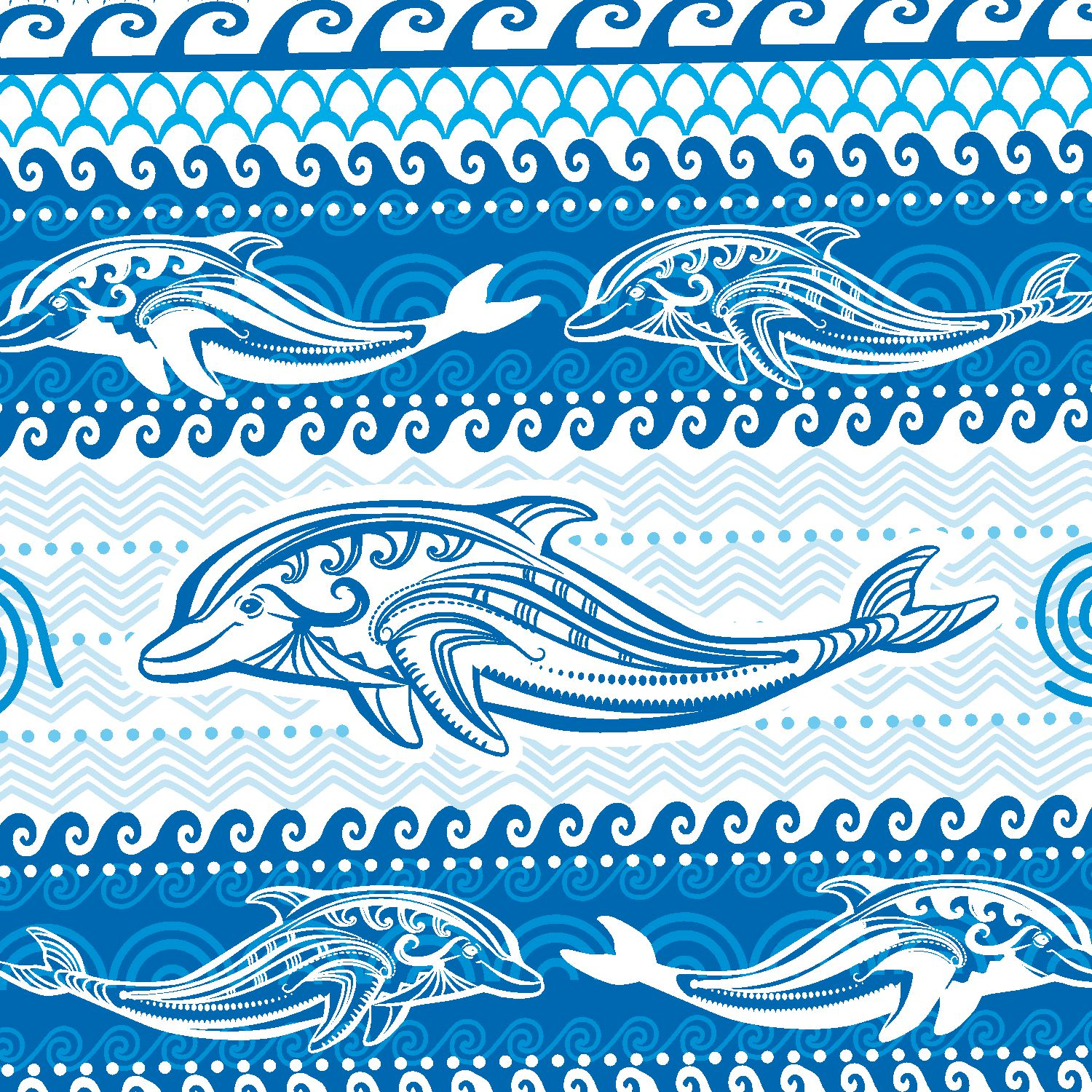 Tribal Dolphins