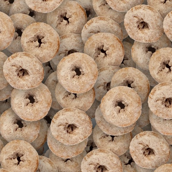 Cinnamon Donuts 22