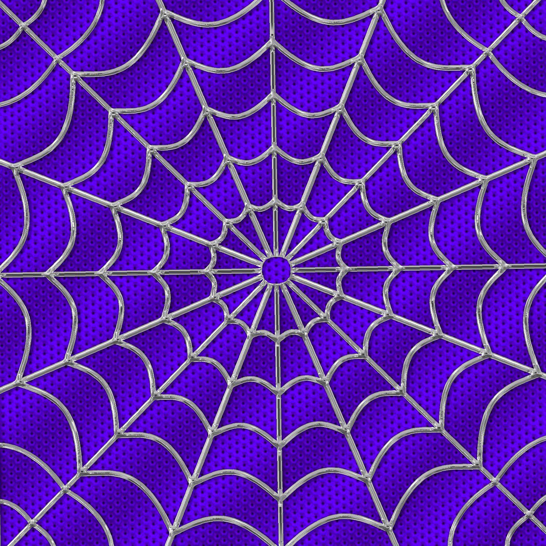 Spiderman Fabric Blue