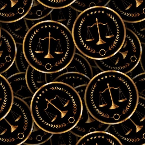 Lawyer Criminal Justice Scales