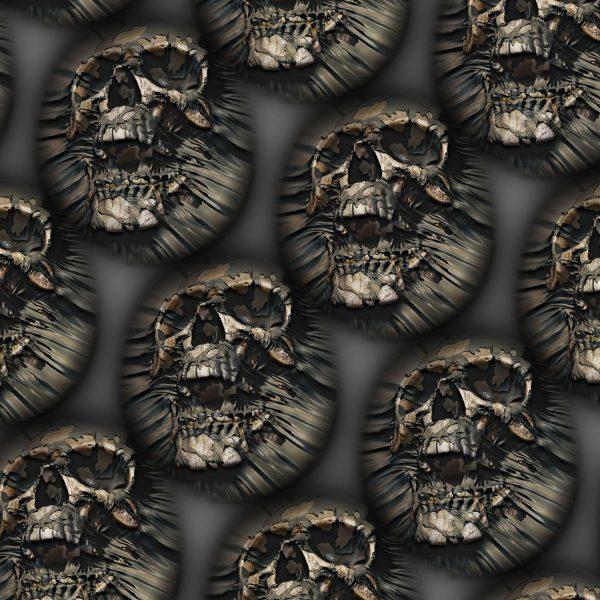 Push Through Skulls 22