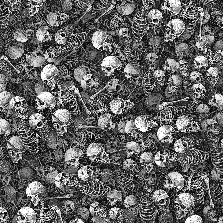 Macabre Skulls 22