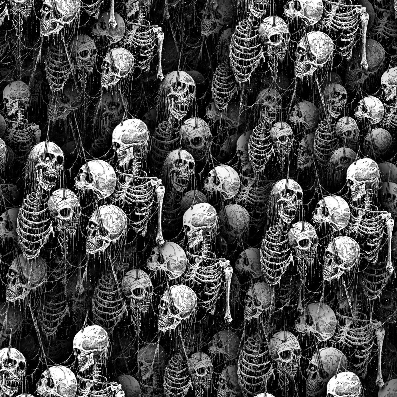 Macabre Skulls 23