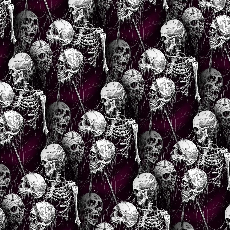 Macabre Skulls 24