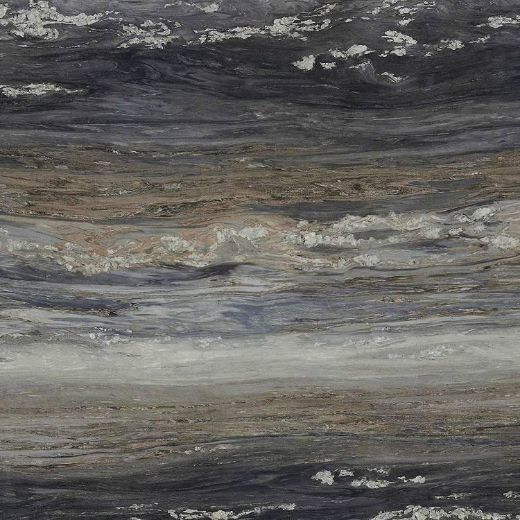 Dark Gray Blue Granite