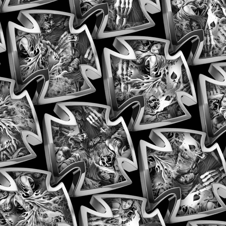 Iron Cross Gamblers Luck 22