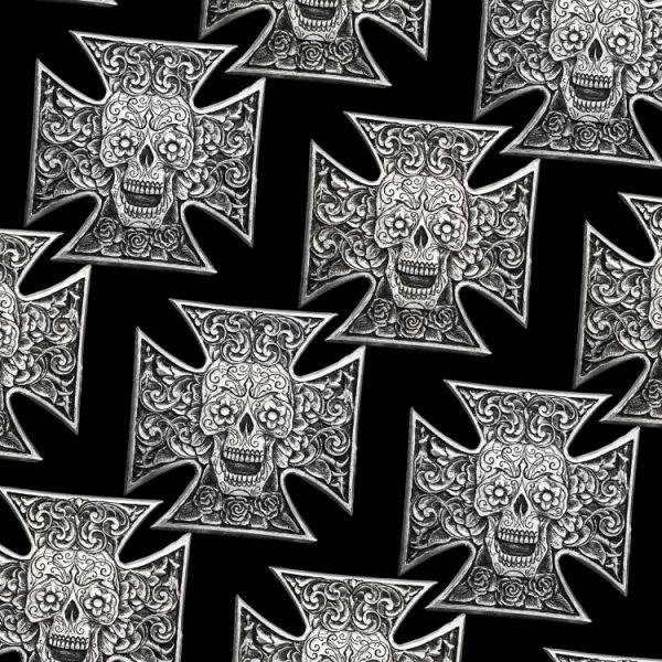Iron Cross Sugar Skulls 20 thumb