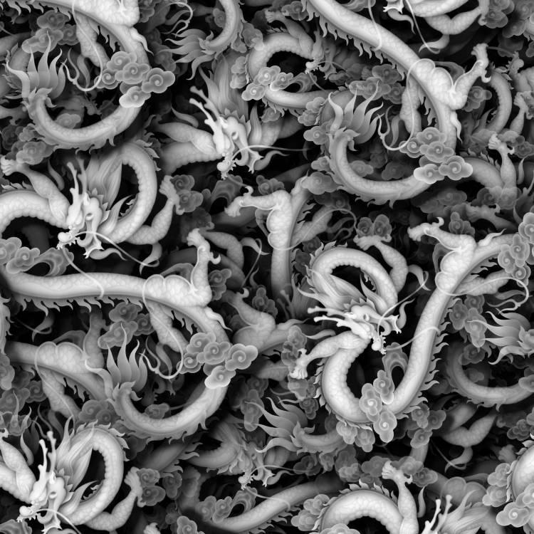 Porcelain Dragons 22