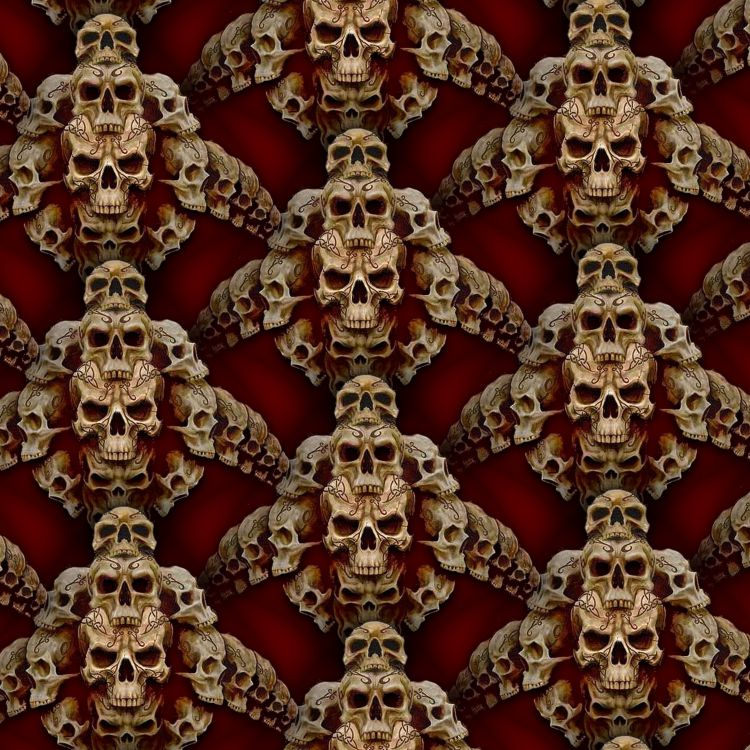 Skull Stack 22