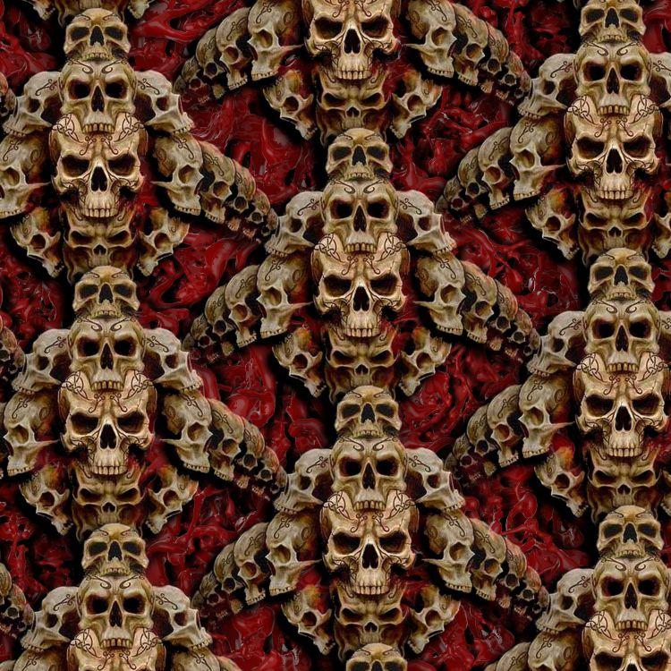 Skull Stack 23