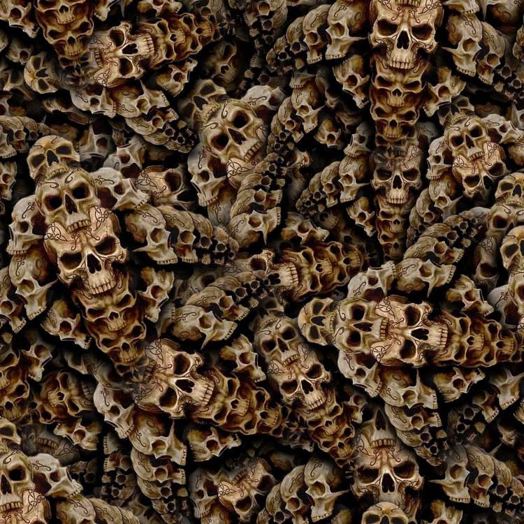 Skull Stack 24