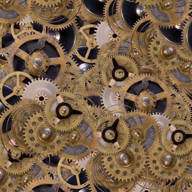Steampunk Gears 39