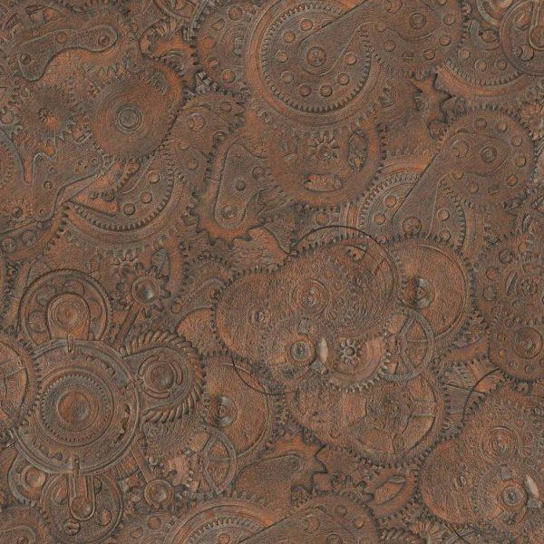 SteamPunk Rusty Gears 37
