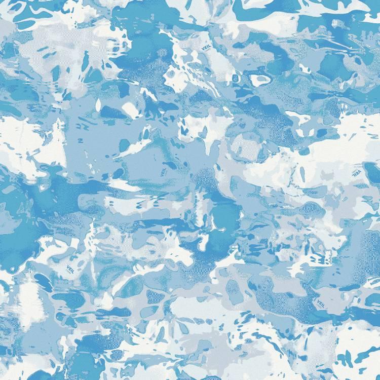 Veil Cloud Blue Camouflage