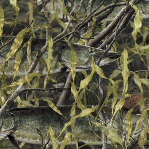 Fishoflage Muskie Camouflage