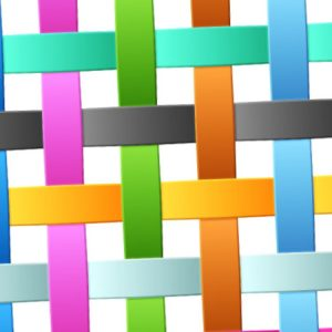 Rainbow Weave 24