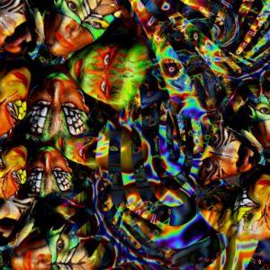 Multicolor Faces