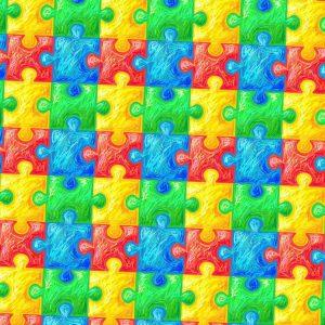 Autism Puzzle 23