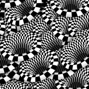 Checkerboard Vortex 23