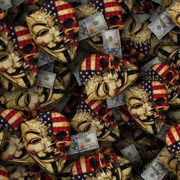 Guy Fawkes Constitutional Skulls 24