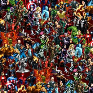 Marvel Characters 32