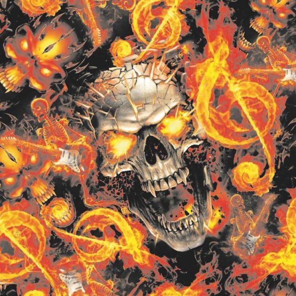Rock Music Skulls thumb