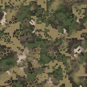Desolve Wolf Camouflage