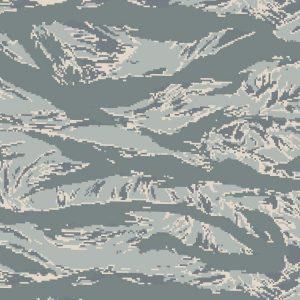 USAF Digital Tiger Stripe Camouflage 22