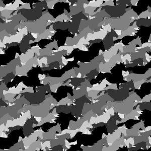 Wild Horses 23 Camo thumb