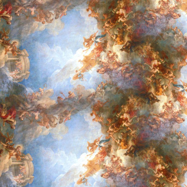 Versailles Ceiling Fresco