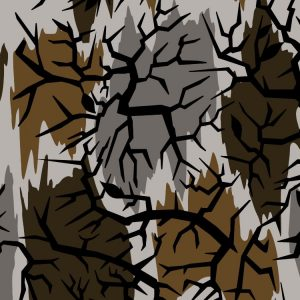 Predator Fall Grey Camouflage