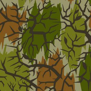 Predator Fall Green Camouflage