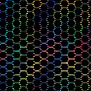 Holographic HexCell 22