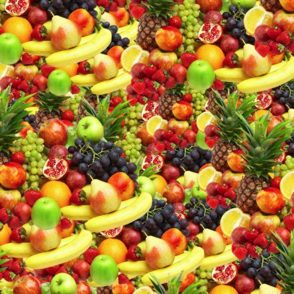 Assorted Fruit Cornucopia thumb