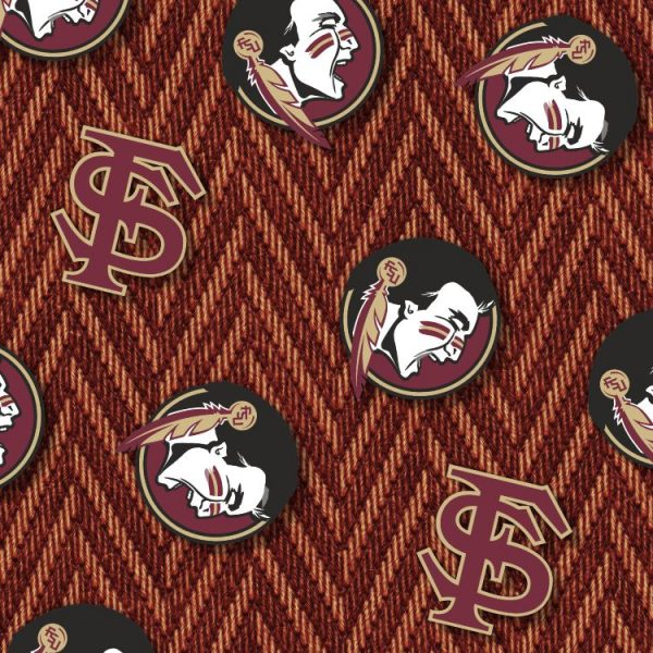 FSU Seminoles Tweed thumb