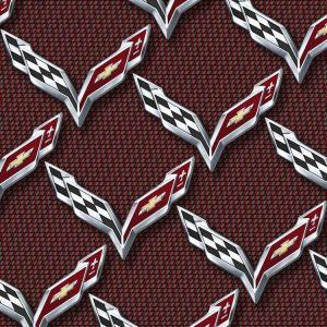 2020 Corvette Logo 24