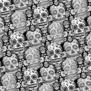 Sugar Skulls 42