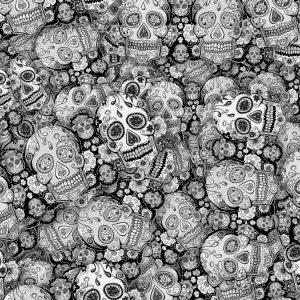Sugar Skulls 43