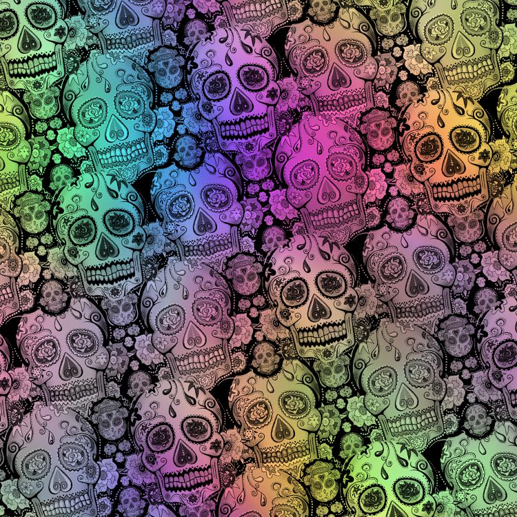 Sugar Skulls 47 thumb