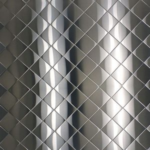 Quilted Stainless Steel