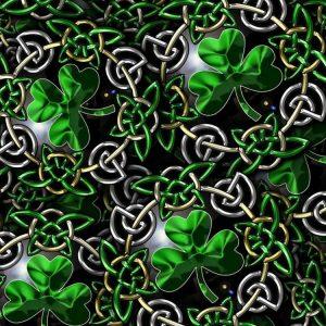 Celtic Shamrock 23