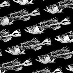 School of Fish Bones 23