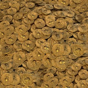 Pirates Gold Doubloons 22