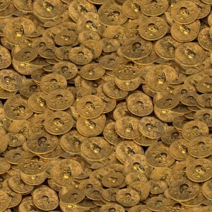 Pirates Gold Doubloons 23
